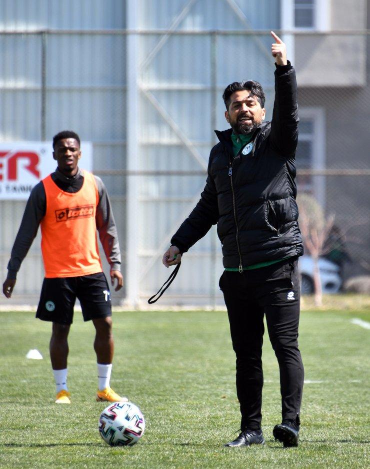 Konyaspor'da 4 oyuncunun sakatlığı sürüyor