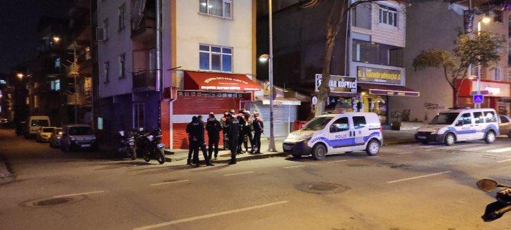 Sokakta alkol alan iki grup arasında kavga: 6 gözaltı