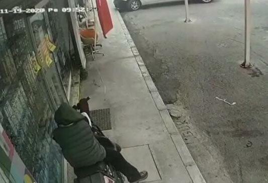 Motosiklet hırsızlığından tutuklandı