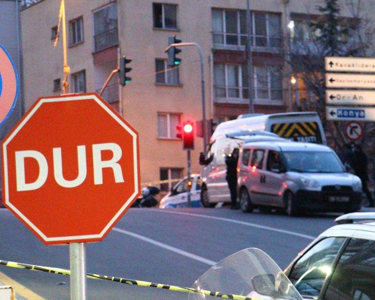 Servis şoförü direksiyon başında ölü bulundu