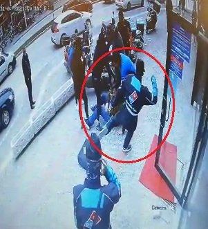 50 lira alacağını istedi, bacağından bıçaklandı
