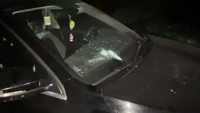 Eve otomatik silahlarla saldırı