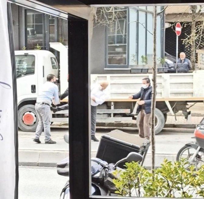 Beyzbol sopasıyla dehşeti yaşatan taksici serbest bırakıldı