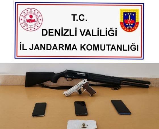 Zehir tacirlerine operasyon: 3 gözaltı