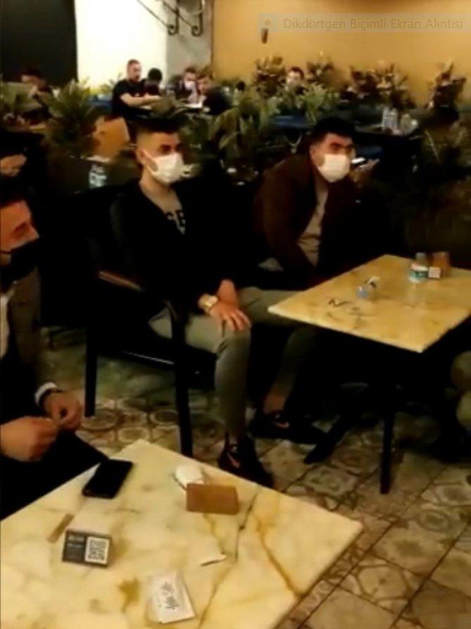 Konya'da pes dedirten görüntü! Kafenin gizli bölmesinde 39 kişi yakalandı
