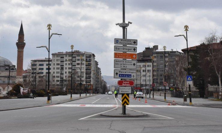 Sivas'ta, 4 hafta sonra kısıtlama sessizliği