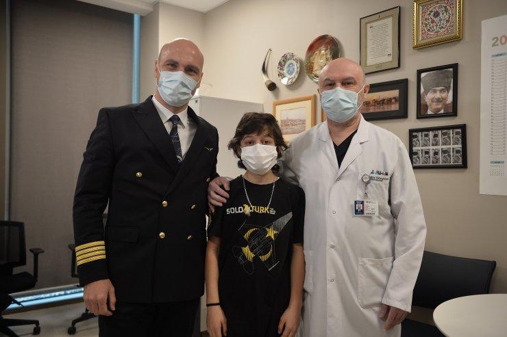 SoloTürk hayranı Safa'ya hastanede ağlatan sürpriz