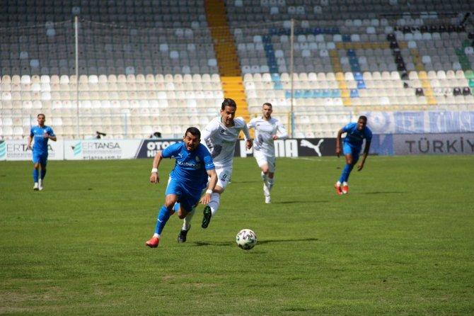 BB Erzurumspor: 1 - Konyaspor: 2 (İlk yarı)