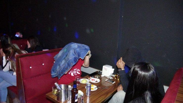Eğlence mekanına koronavirüs baskını: 110 bin lira ceza