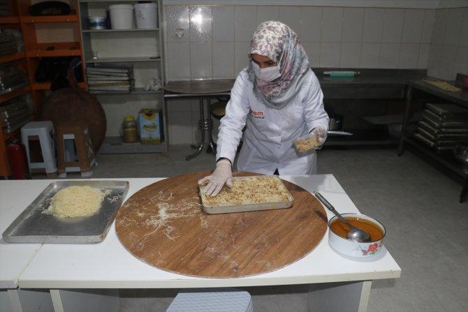 Kadın girişimci 40 kişiye istihdam sağlıyor