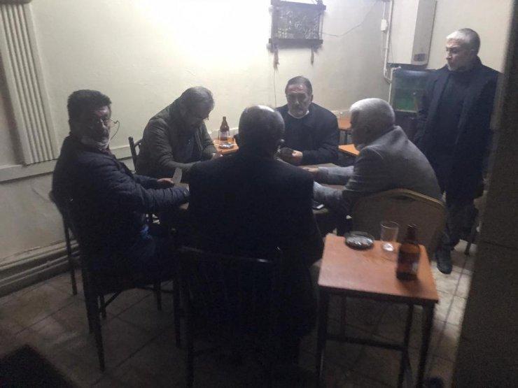 İkinci kez oyun oynarken yakalanan 9 kişiye yine 56 bin lira ceza