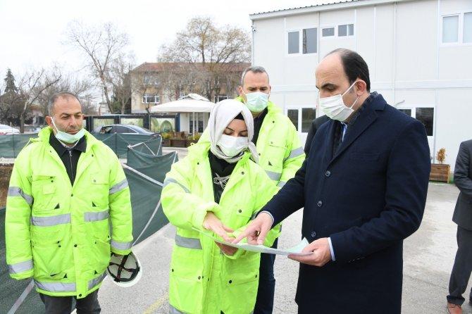Milet Bahçesi Konya'nın yeni cazibe alanı olacak