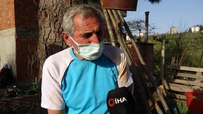Konya'da düşen uçağın pilotu Yüzbaşı Burak Gençcelep'in baba ocağında hüzün