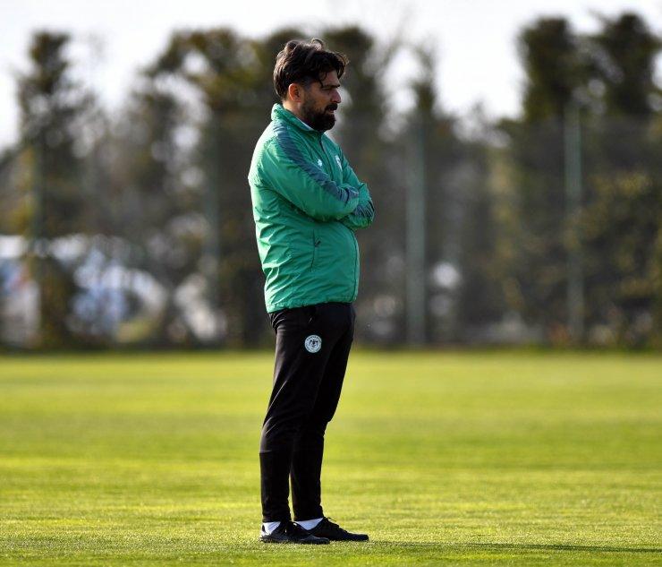 3 ismin sakatlığı sürdüğü Konyaspor'da 4 oyuncu kart sınırında