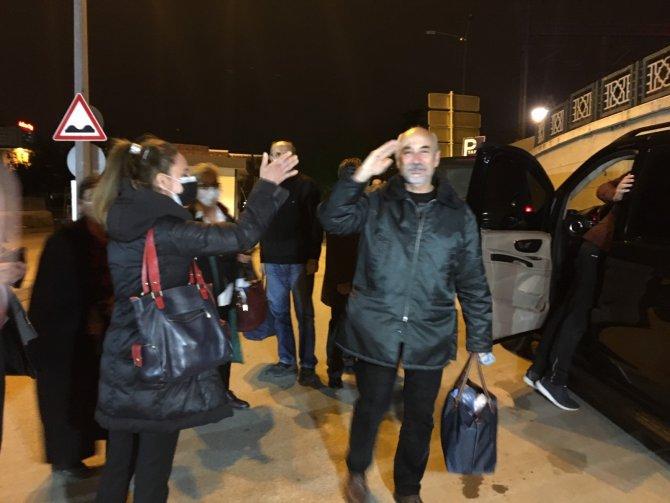 Bildiriye son halini veren emekli Tuğamiral Ergun Mengi serbest bırakıldı