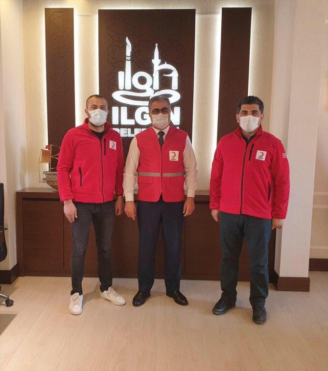 Türk Kızılayı Ilgın temsilciliği, faaliyetlerine başladı