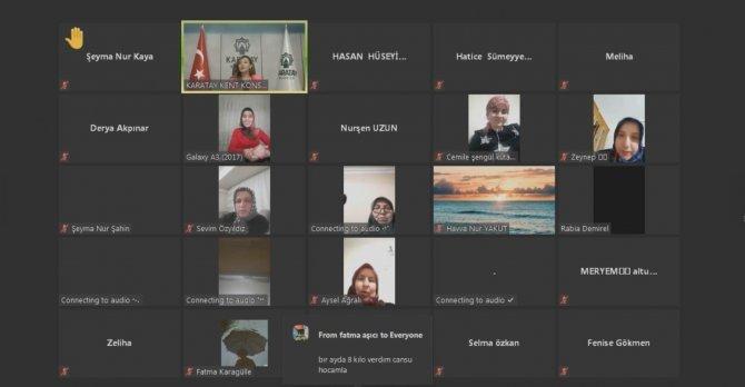Karatay Kent Konseyi'nin sosyal projeleri sürüyor