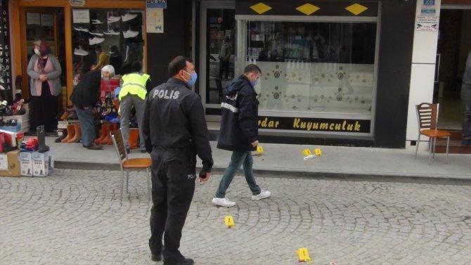 Konya'da silahlı saldırıya uğrayan kuyumcu yaralandı