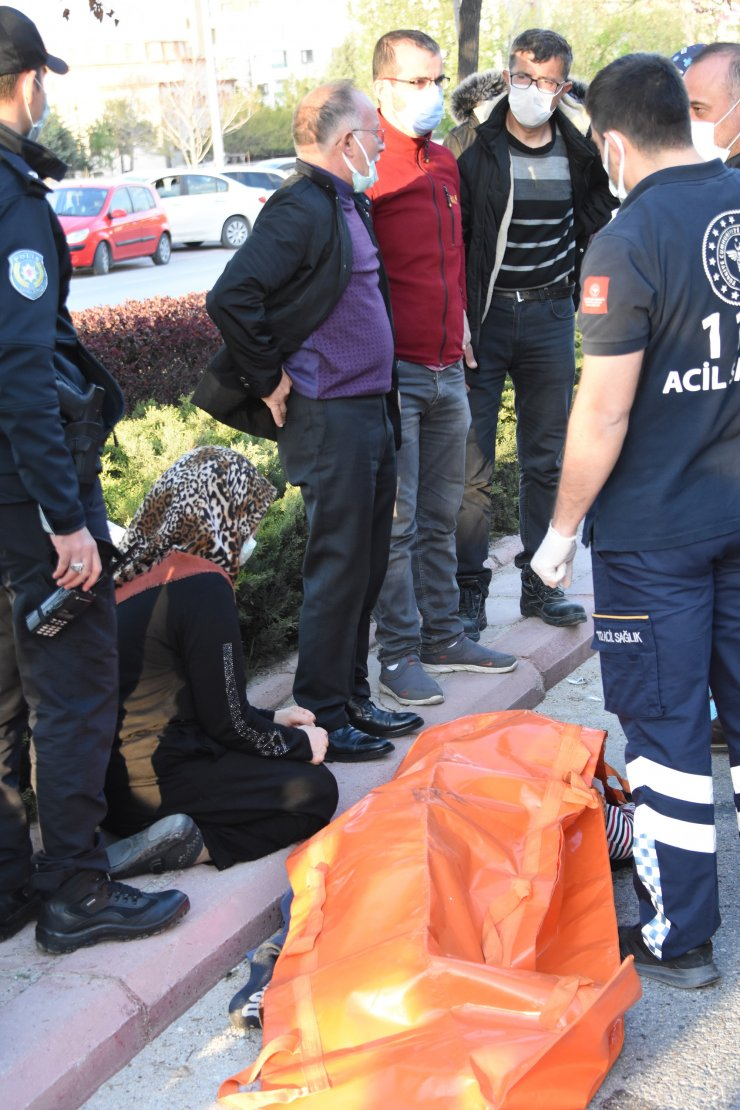 Konya'da feci kaza: Anneanne ve torunu hayatını kaybetti