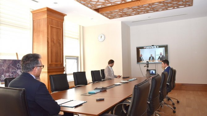 SÜ'de Sosyal Bilimler MYO öğrencilerinin istihdamına yönelik iş birliği
