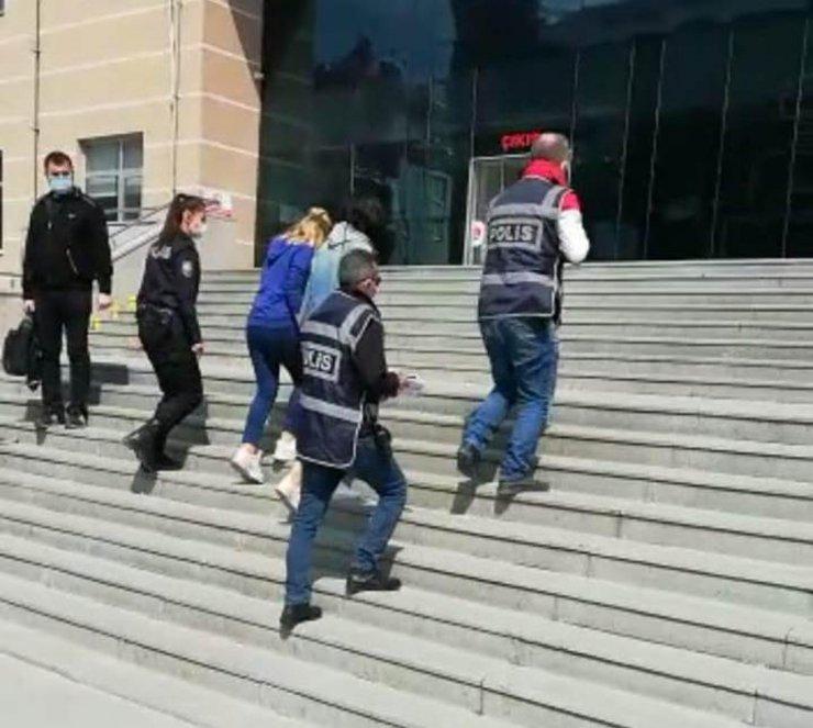 Tuzak kurdukları kişilere şantaj yapan çeteye operasyon