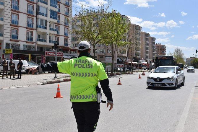 "Konya'da ""tam kapanma"" sessizliği"