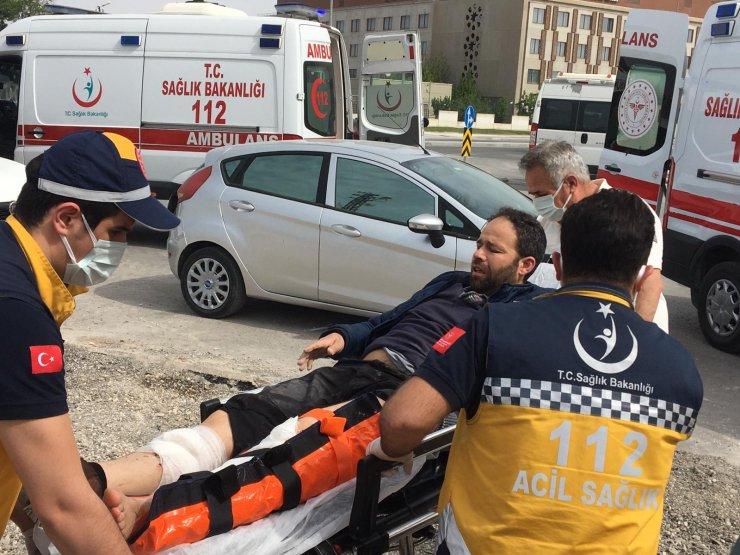 Konya'da iki grup arasında silahlı, bıçaklı kavga! 1'i ağır 4 yaralı