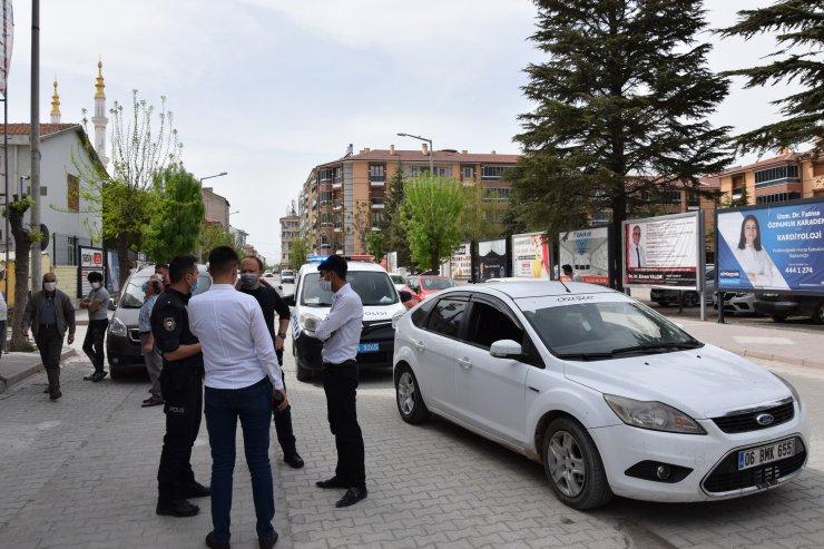 Konya'da ceza yiyen şahıslardan ilginç savunma: Haksız yere ceza yazdılar, hortum almaya çıktık!