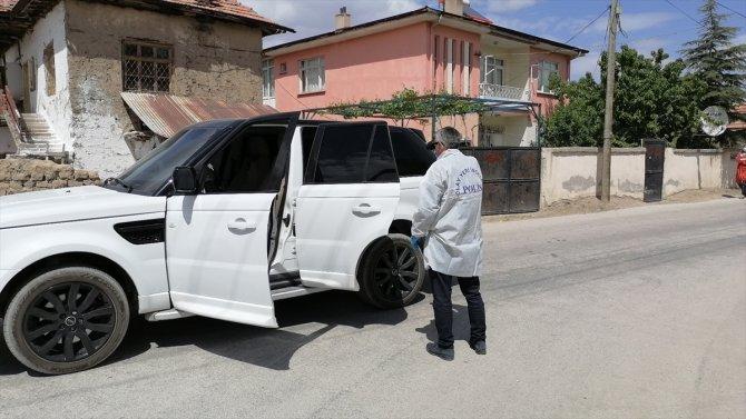 Konya'daki silahlı kavgada bir kişi yaralandı