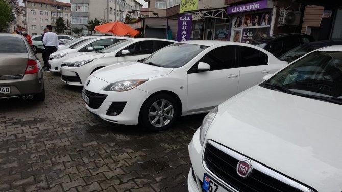 2020 yılında rekor kıran araç piyasasında durgunluk var