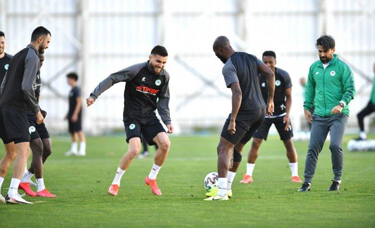 Konyaspor'da Trabzonspor maçı öncesi 6 eksik