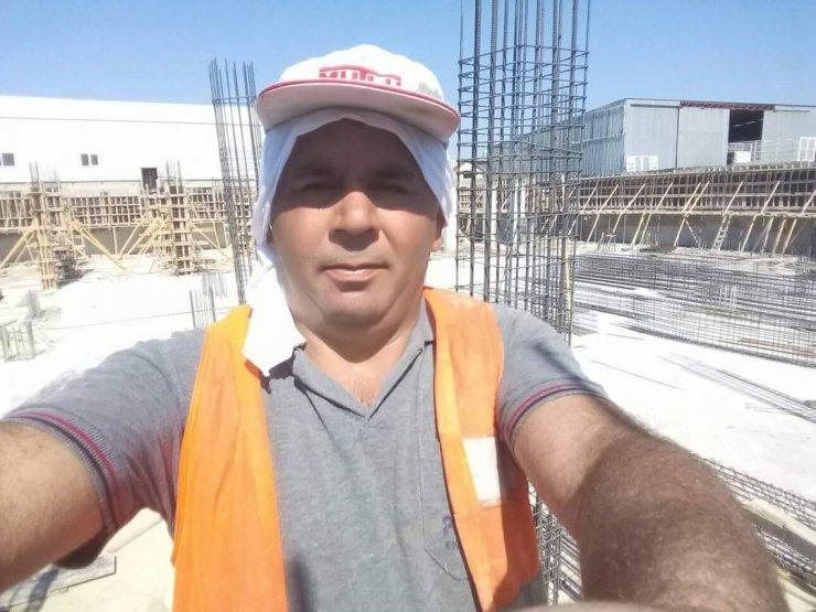 Kalıp çakarken 15 metre yüksekten düşen işçi öldü