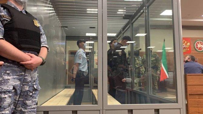 Rusya'da 9 kişinin ölümüne neden olan saldırgan tutuklandı