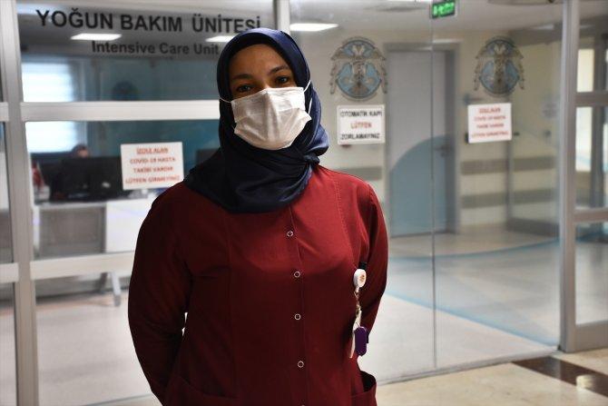 """Konya'da yoğun bakım çalışanlarından """"tedbiri elden bırakmayın"""" uyarısı"""