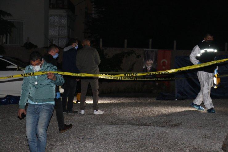 Ankara'da otoparkta kavga kanlı bitti 1 ölü