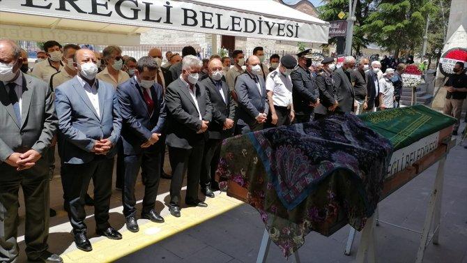 1. Ordu Komutanı Konya'da kayınvalidesinin cenazesine katıldı