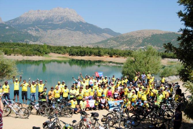Seydişehir ikincisi düzenlenecek bisiklet festivaline hazır