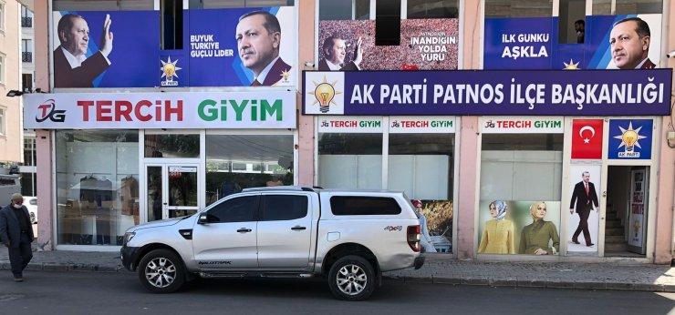 AK Parti'ye saldırı hazırlığındaki 4 kişi yakalandı