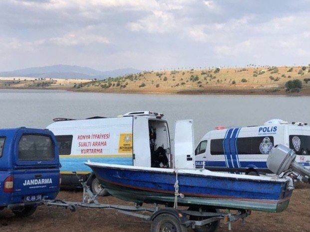 Konya'da bayram günü acı haber! Serinlemek için girdiği gölette boğuldu