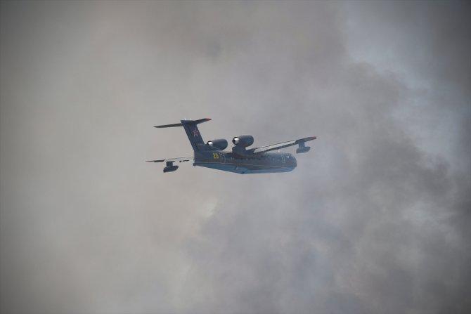Adana Sarıçam'da çıkan orman yangını kontrol altına alındı