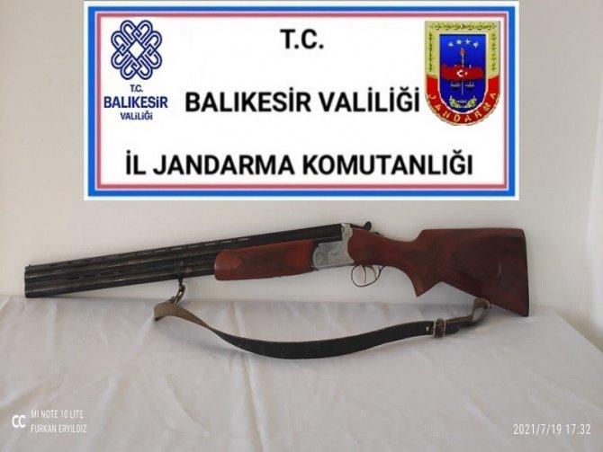 Jandarmadan 91 şahsa gözaltı