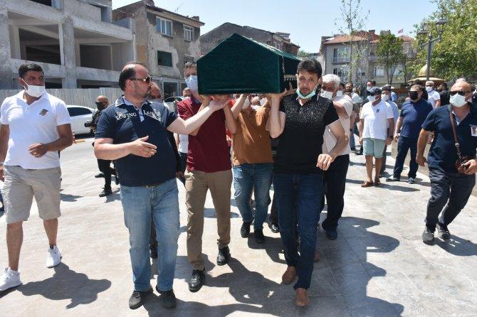 Gazeteci Osman Yurdusev son yolculuğuna uğurlandı