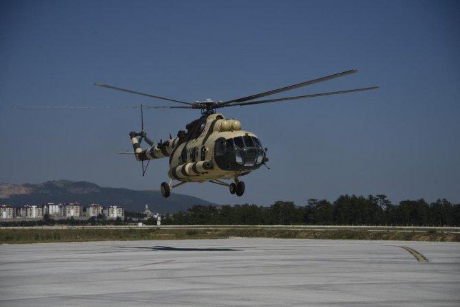 D-100 Karayolu Kastamonu-Çorum kesimi havadan denetlendi