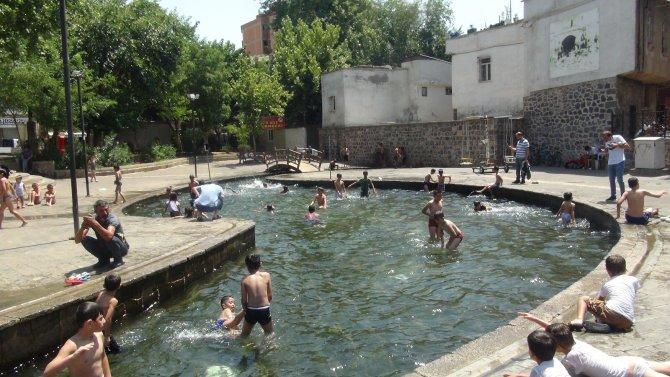 Diyarbakır'da termometreler 41 dereceyi gösterdi