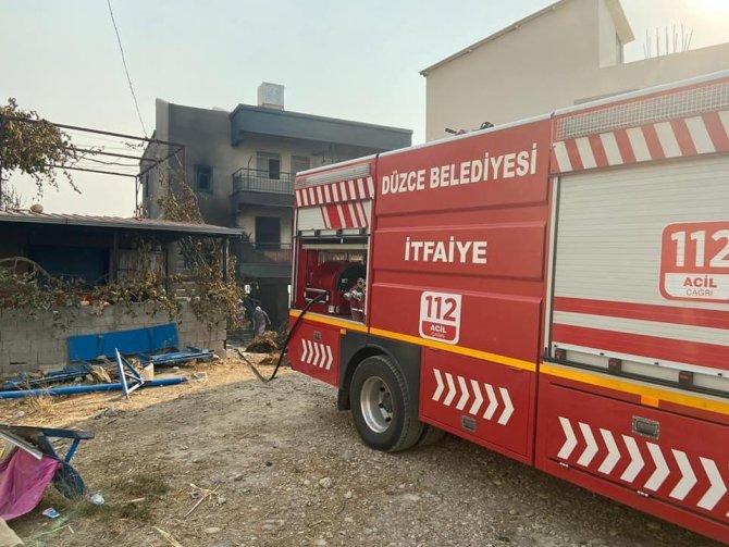 Düzce Belediyesi'nden Manavgat'a bir destek daha