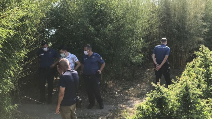 Sazlık yangınında görgü tanıklarının iddiası polisi harekete geçirdi
