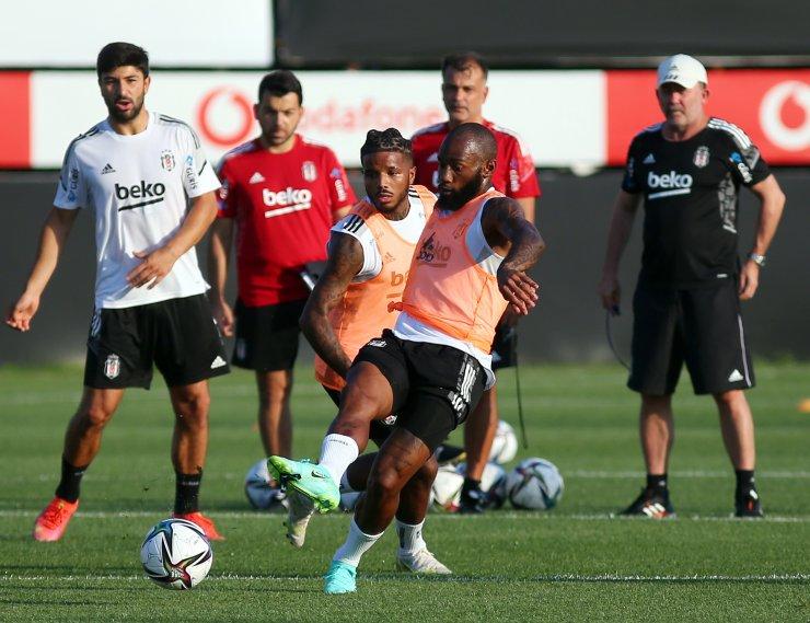 Beşiktaş'ta Valentin Rosier, takımla çalıştı