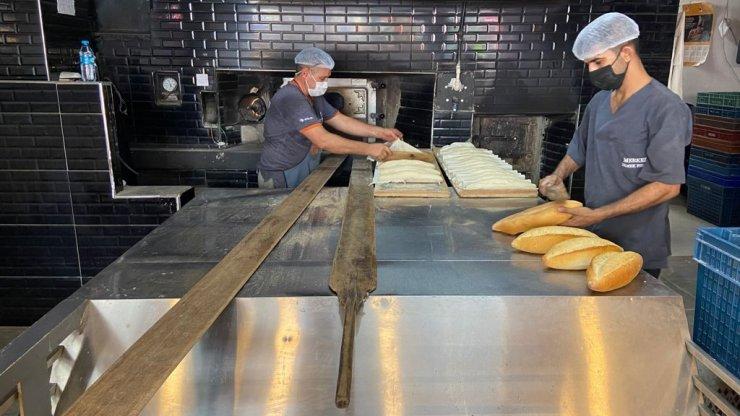 İstanbul'da 6 ilçede 'aşı olmayana fırından ekmek satmama' kararı