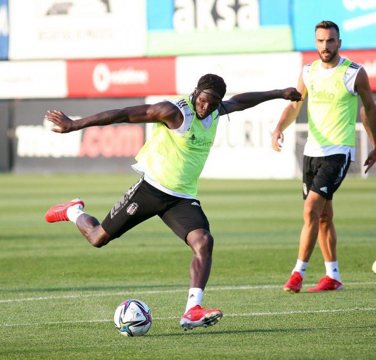 Beşiktaş yeni sezon hazırlıklarını sürdürdü