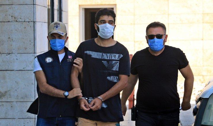 Eşine ve ailesine şiddetten gözaltına alındı, DEAŞ üyesi çıktı